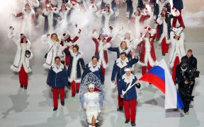 Los atletas de Rusia no podrán participar en Tokio 2020 con su bandera nacional por el castigo de la AMA. Foto: EFE