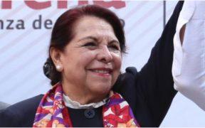 Morena elige a Celia Maya como candidata a la gubernatura de Querétaro