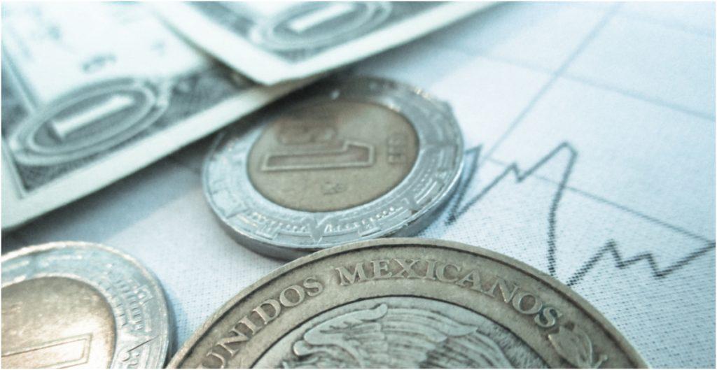 Dólar y Fed deprecian al peso mexicano; tipo de cambio en 20.20 unidades en bancos