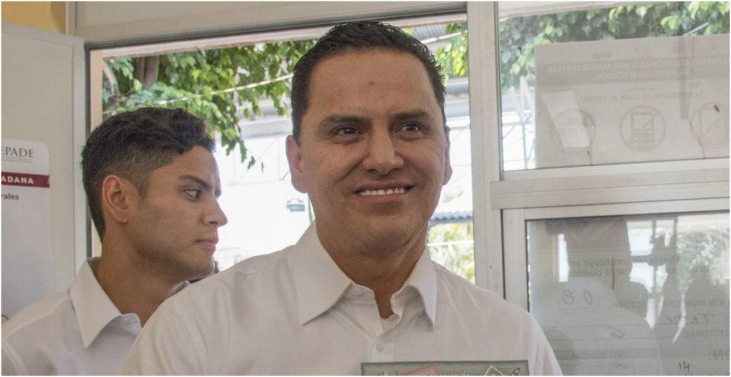 Roberto Sandoval, exgobernador del estado de Nayarit