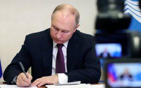 Putin destaca el trabajo de inteligencia para neutralizar las amenazas a Rusia