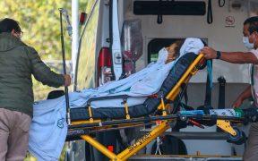 CDMX está en su nivel más alto de hospitalizaciones por Covid en lo que va de la pandemia