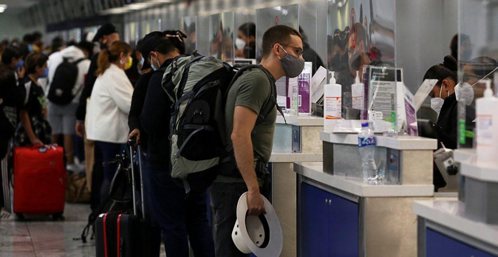 EU analizará cómo levantar las restricciones a los viajes internacionales al país
