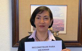 Socorro Flores, jueza de la Corte Penal Internacional, asumirá funciones en mayo: Cancillería