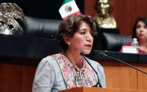 No habrá cambios en política educativa de México: Delfina Gómez Álvarez