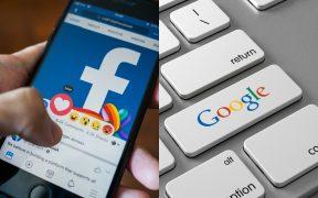 Facebook y Google trabajarán juntos por posible demanda antimonopolio: WSJ