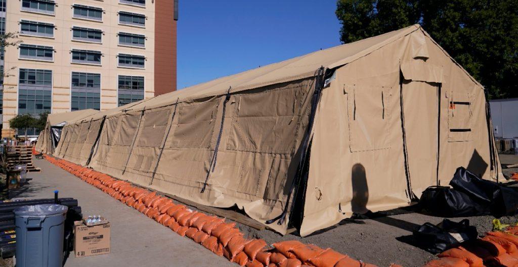California, en peligro de colapso hospitalario por Covid-19