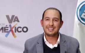 """PRI, PAN y PRD pactan la coalición """"Va Por México"""" para el 2021"""