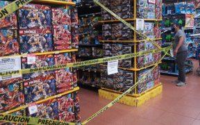 Walmart y Chedraui suspenden venta de juguetes por casos de Covid en la CDMX