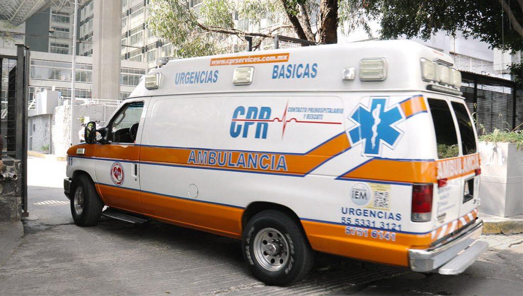 Sin sedantes ni protección enfrenta personal médico la saturación de hospitales en la CDMX