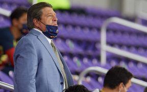El Piojo Herrera reconoció que su temperamento fue un pretexto para que el América lo despidiera. Foto: Mexsport