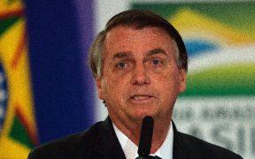 La mejor vacuna contra la Covid-19 es el propio virus, afirma Bolsonaro