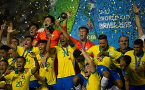 Brasil es el actual campeón del Mundo en la categoría Sub-17. Foto: EFE