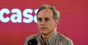 Hugo López Gatell se haría hoy nueva prueba PCR por Covid-19
