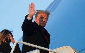 Trump otorga indulto a sus aliados