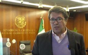 Monreal defiende exclusión de gobiernos locales en estrategia de vacunación contra Covid-19