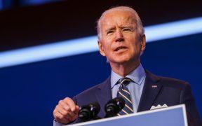 """Biden critica al Departamento de Defensa por """"obstaculizar"""" transición"""