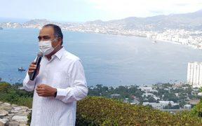 Restringen acceso a playas de Acapulco para evitar contagios de coronavirus