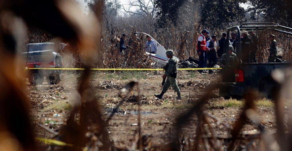 Quedan cinco órdenes de aprehensión pendientes por el accidente de Martha Alonso y Moreno Valle: Barbosa
