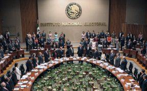 INE publica lista de entidades donde partidos postularán a mujeres para gubernaturas