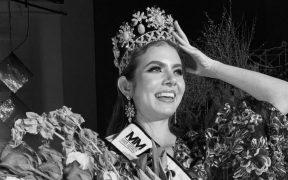 Muere Ximena Hita, Miss Aguascalientes 2020, a los 21 años