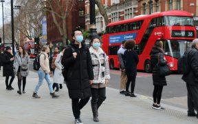 Prevén impacto de nueva cepa de Covid en número de contagios en Reino Unido