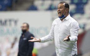 Reynoso es la nueva opción principal para ser técnico de Cruz Azul. Foto: Mexsport
