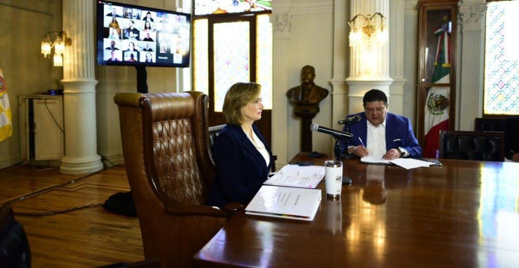 Alcaldesa pide licencia para contender por la gubernatura de Chihuahua