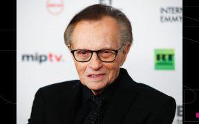 El presentador Larry King ha estado hospitalizado por coronavirus