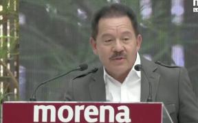 """""""Va por México"""" sólo busca el poder por el poder: Morena"""