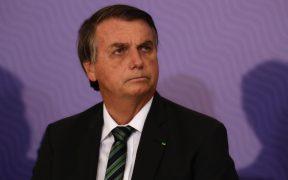 Manifestantes en Brasil piden juicio político para Jair Bolsonaro