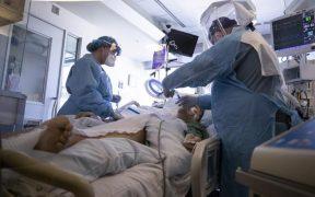 Enfermos graves de Covid luchan por camas en cuidados intensivos en Arizona