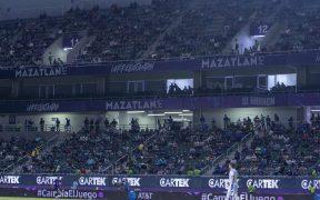 El Kraken de Mazatlán ya recibió público en un partido del torneo pasado. Foto: Mexsport