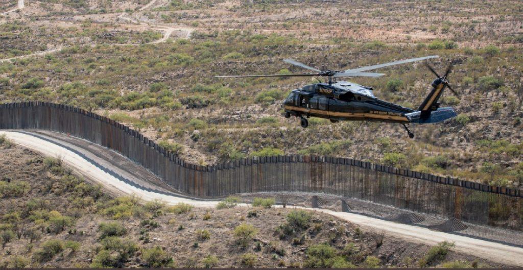"""EU erige con tecnología un """"muro virtual"""" en frontera con México"""