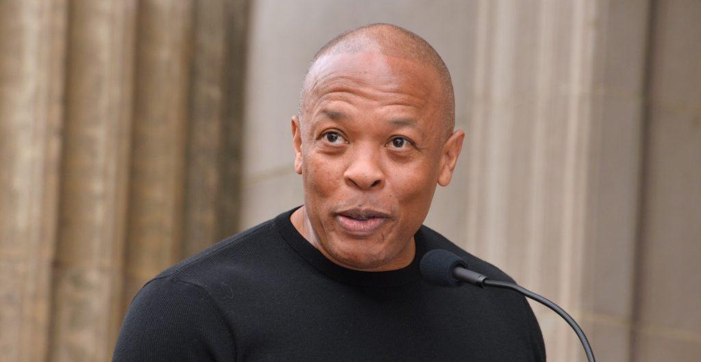 Dr. Dre es internado de urgencia por un aneurisma cerebral
