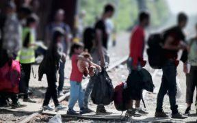 Save the Children pide a México proteger a niños migrantes en caravana