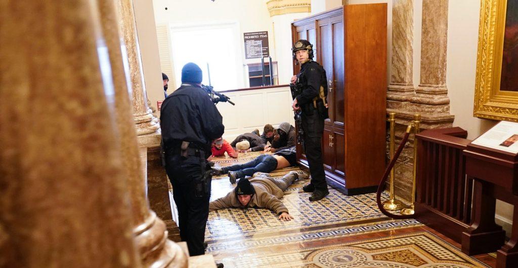 Cuatro muertos disturbios capitolio