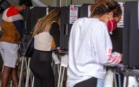 """Rusia advierte que el sistema electoral de Estados Unidos es """"arcaico"""""""