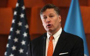 Disturbios en el Capitolio son inaceptables: embajador Landau