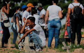 Brasil supera las 200 mil muertes por Covid-19; aún no inicia la vacunación