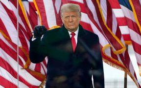 """Trump promete que dará """"voz"""" a quienes votaron por él en noviembre"""
