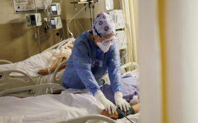 CDMX registra 86% de ocupación hospitalaria; Edomex 83%