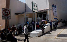Ocho estados reportan aumento de hospitalizaciones por Covid-19: IMSS