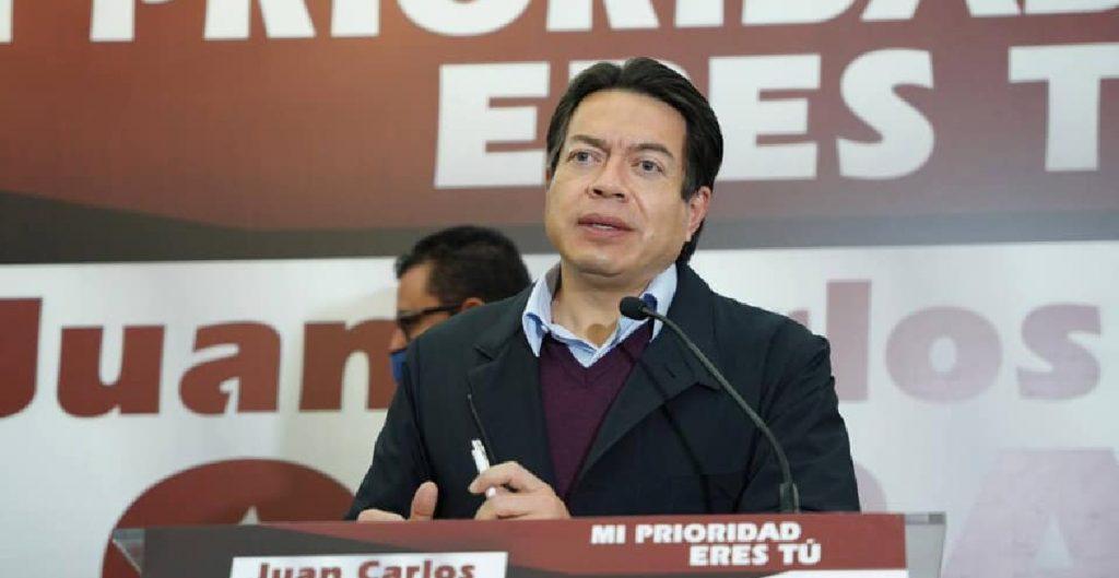 """""""Alito Moreno debe debatir con sus propias bases"""", dice Mario Delgado"""