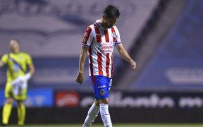 Peralta fue señalado por no cobrar el penalti ante Puebla. Foto: Mexsport