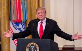 Trump planea realizar 100 indultos en su último día de presidencia: CNN