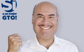 Asesinan al diputado local de Guanajuato Juan Antonio Acosta