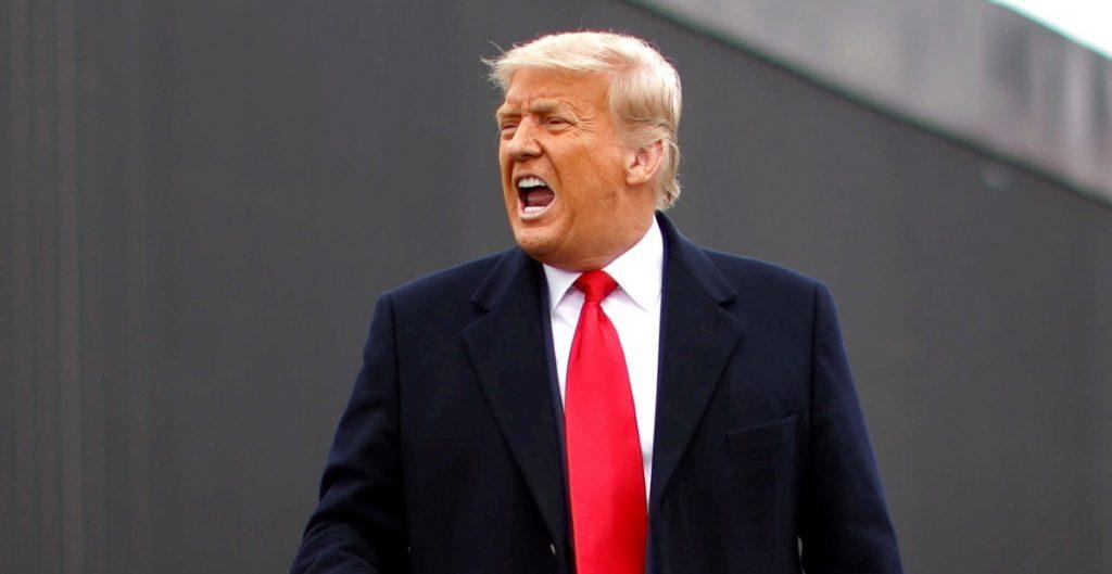 """Trump advierte que la 25ª Enmienda """"regresaría a perseguir"""" a Biden"""
