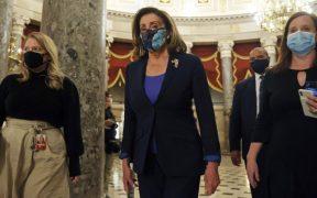 Cámara de Representantes pide a Pence invocar la Enmienda 25