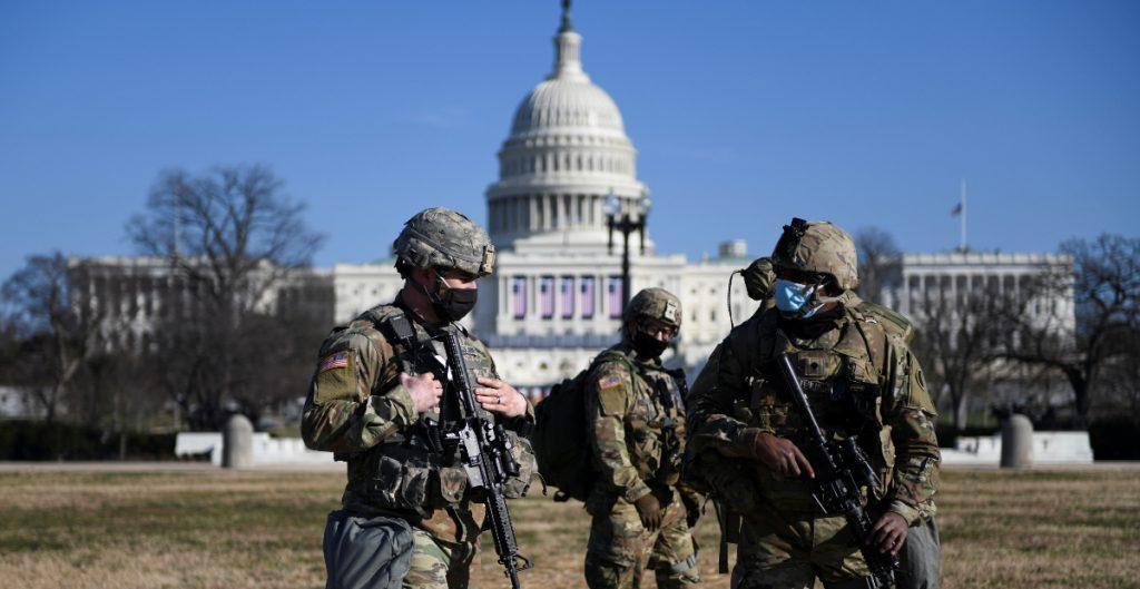 Guardia Nacional desplegará 20 mil elementos por investidura de Biden